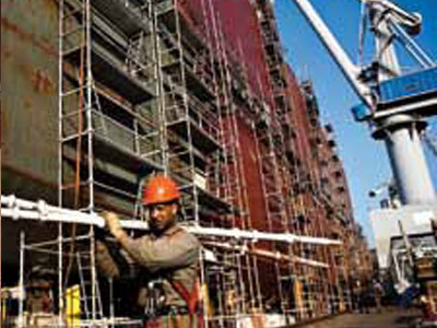 Access platforms and structures-scaffolding